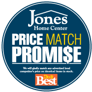 Jones Home Center Price Match Promise